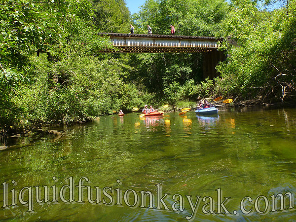 Tracks to Kayaks 6.20.2012