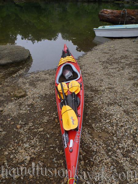 Tracks to Kayaks 6.21.2012