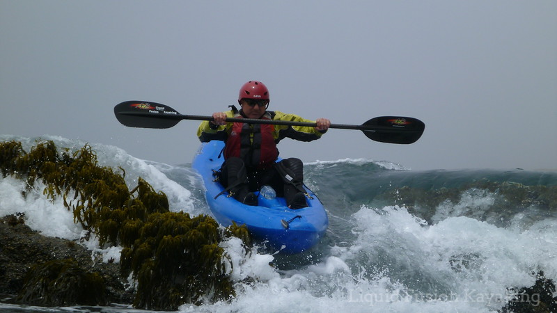 Ocean kayak adventures