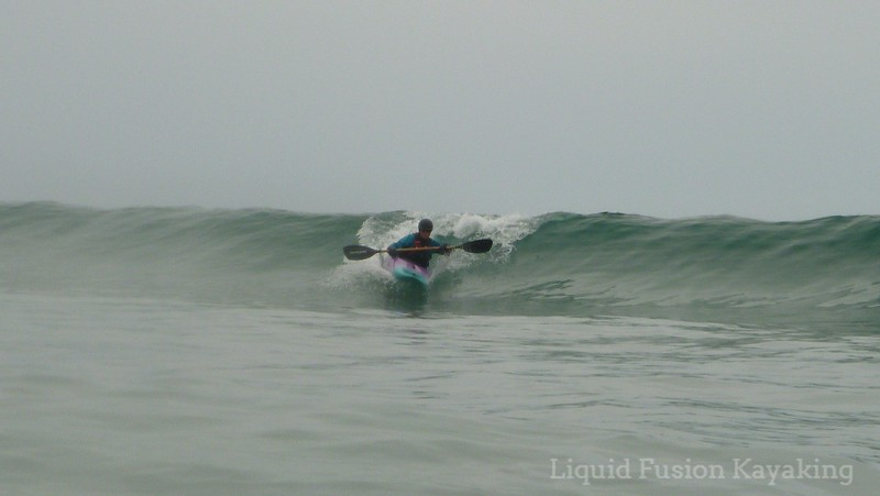 Surf kayaking classes