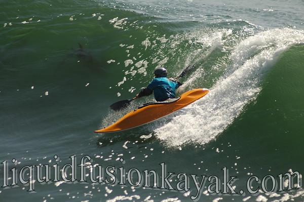 Surf Kayak 2013