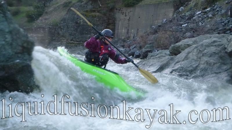 Whitewater Kayaking 2013