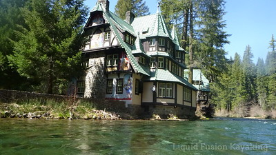 Hearst Property on the McCloud River