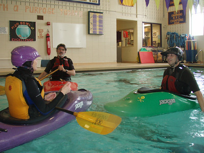 Boiling Springs Kayak Classes