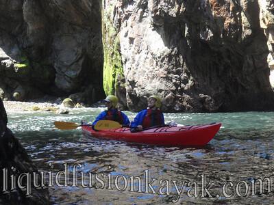Fort Bragg Kayaking Adventure