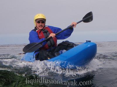 Mendocino Coast Kayaking