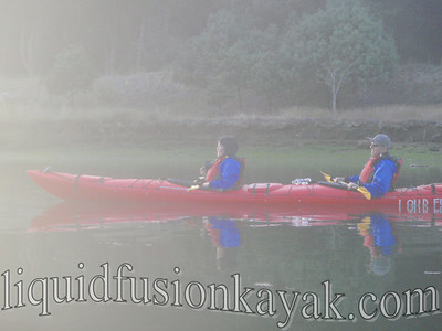 Kayaking and wildlife watching on Fort Bragg's Noyo River.