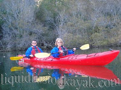 Noyo River Meander, Fort Bragg, CA