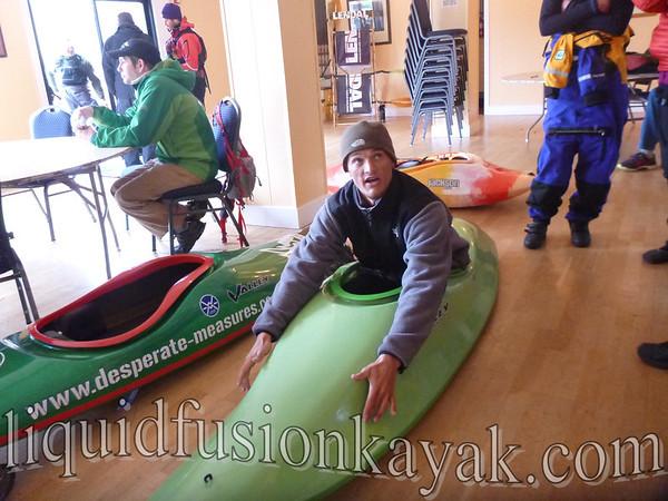 Surf Kayak 2014