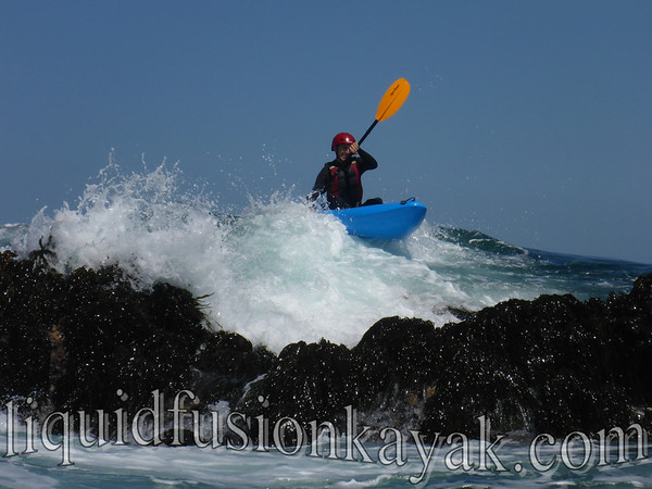 Whitewater of the Sea May 16 2014