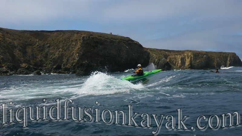 Whitewater of the Sea 8.13.2014