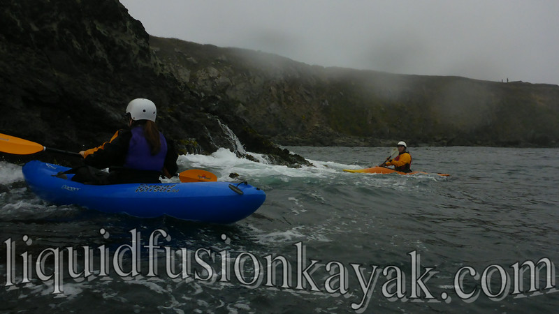 Whitewater of the Sea 8.23.2014