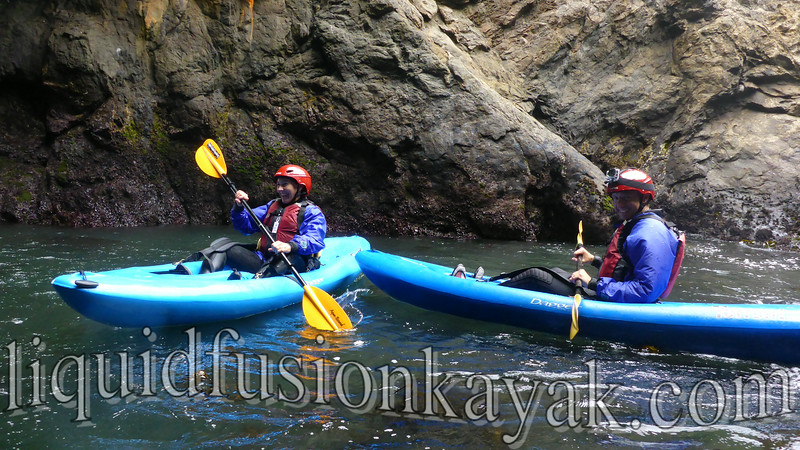 Whitewater of the Sea 8.3.2014