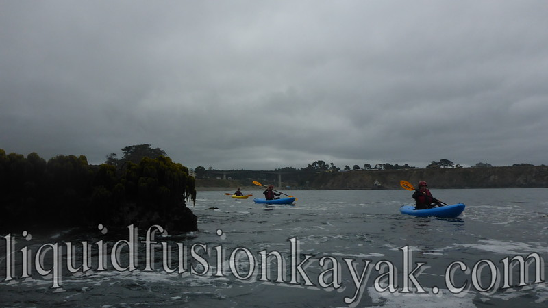 Whitewater of the Sea 8.2.2015