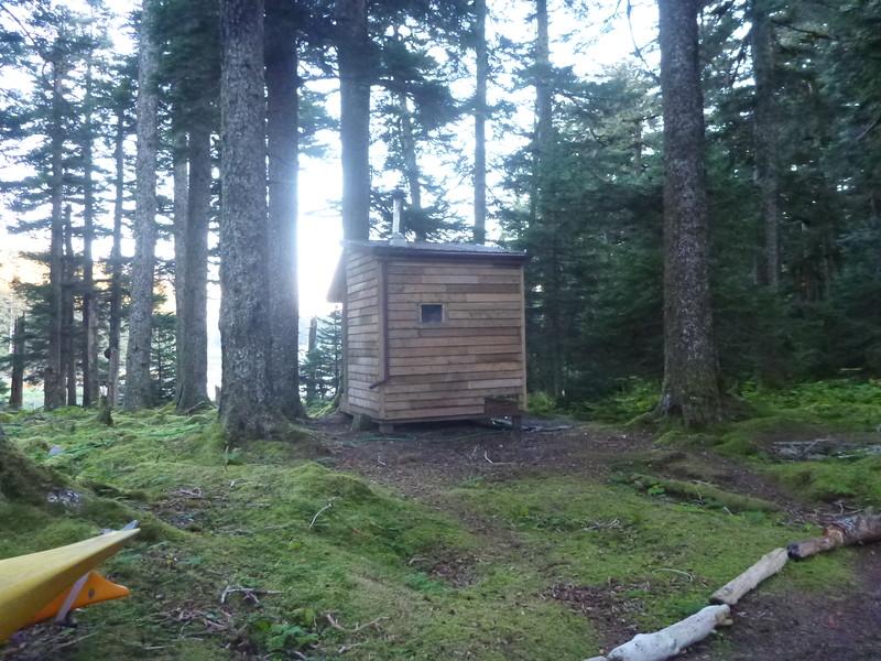 Sauna / Banya.