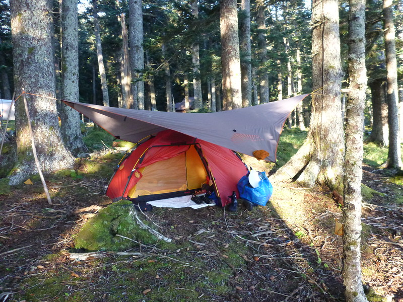 Cool Hilleberg Soulo tent