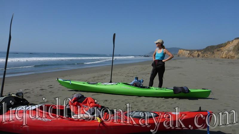 Lost Coast Sea Kayak Trip 2016