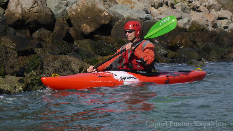 Paddle Golden Gate Whitewater of the Sea 2016