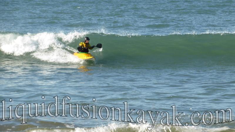 New Years Whitewater Surfari Day 2