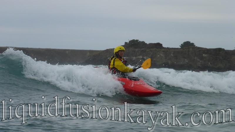 Surf Kayak Class 10.22.2016
