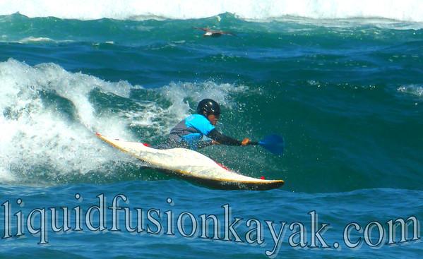 Surf Kayaking 2016