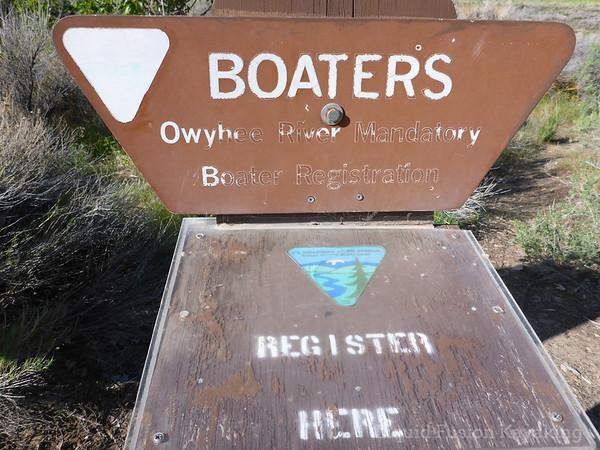 Owyhee River Multi Day Kayak Trip April 2016