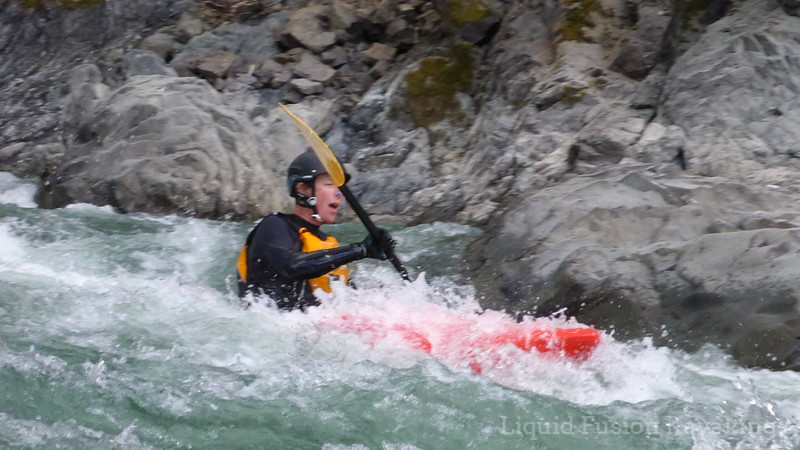 whitewater kayak lessons and classes