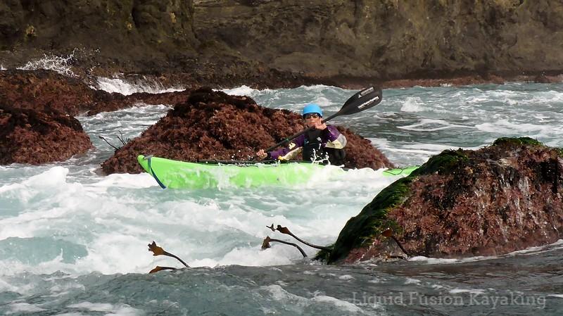 Sea Kayaking 2018