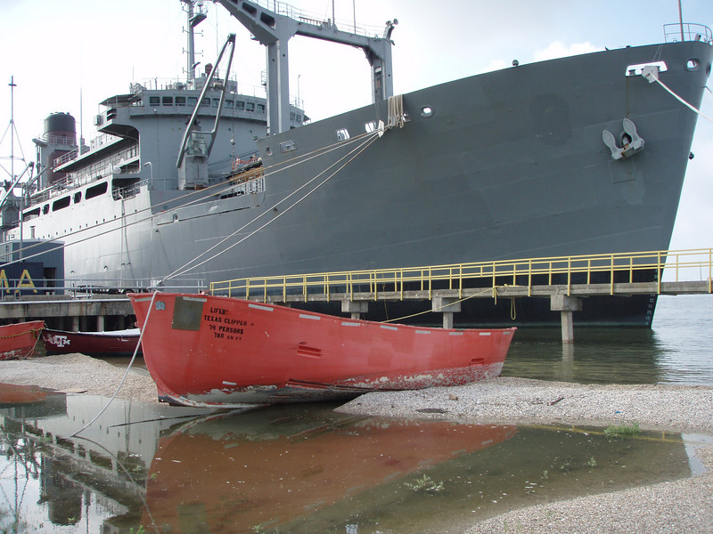 A&M Research Ship