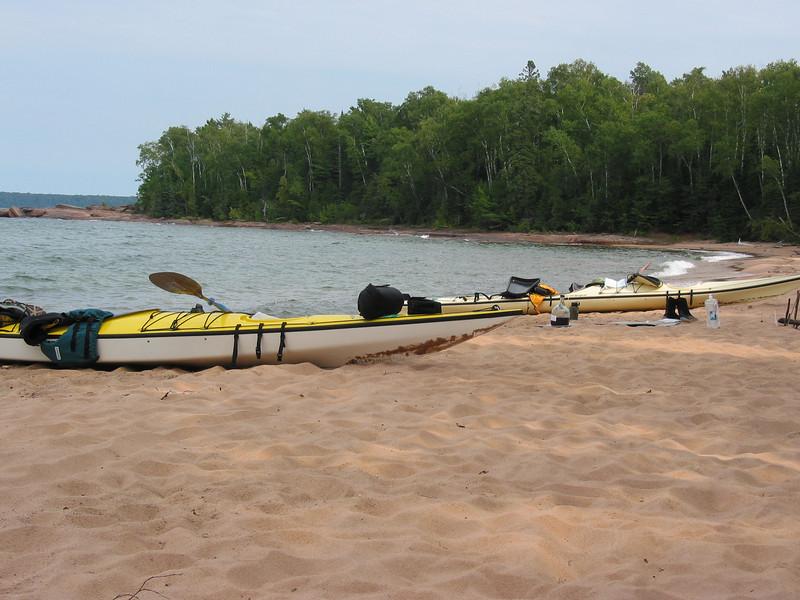 Break on Bear Island.