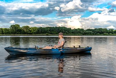 2018 Big Woods Lake