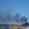 Fire on Bainbridge Island