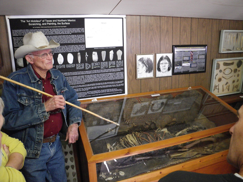 "Mr. Skiles, 82 years old, began by saying, ""When my grandfather was here..."" These artifacts were gathered no later than 50 years ago before he and his family became interested in preserving the history of their canyon and contacted the university."