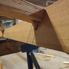 "The 1/4"" dowel forms a small truss"