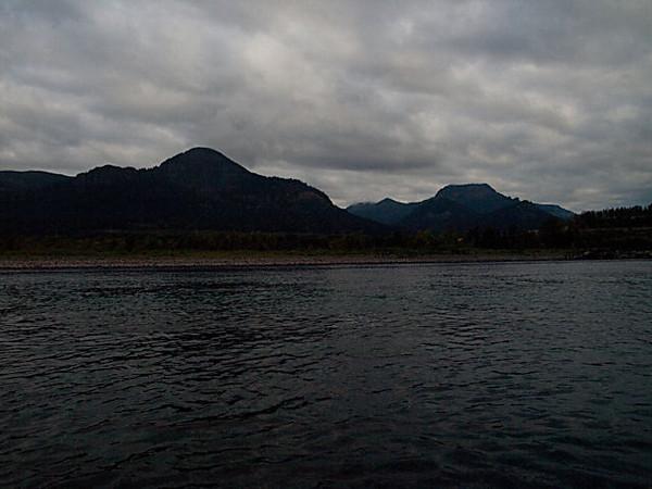 Hamilton Mountain and Table Mountain