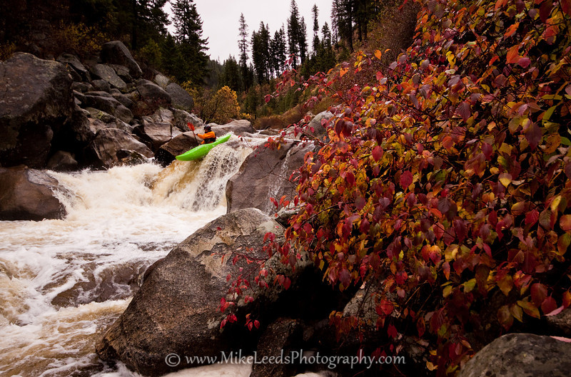 Middle Fork Payette River, Idaho.