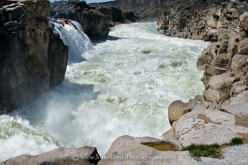 Star Falls on the Snake River in Idaho. 15-17 thousand cfs.