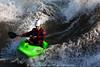 Hannah Kertesz at the Bladder Wave on the Main Payette River in Idaho.