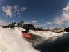 Chris Peterson shredding the Boise Whitewater Park. Shot on a Go-Pro 2.
