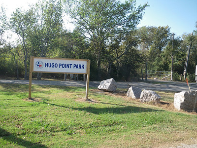 Hunter's Moon Hugo Point Park 10-2010
