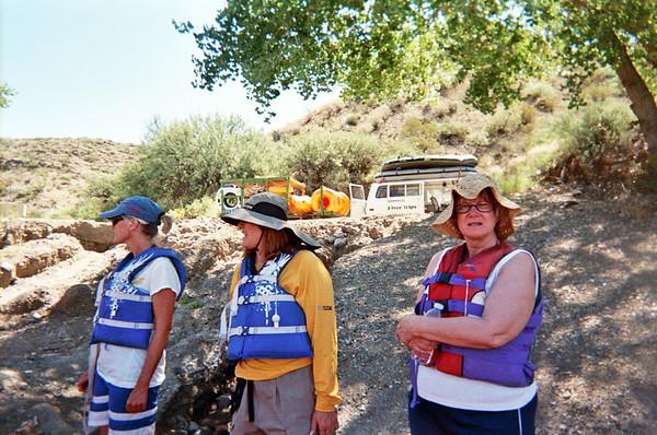 Kayaking 09/10/10 on Rio Grande