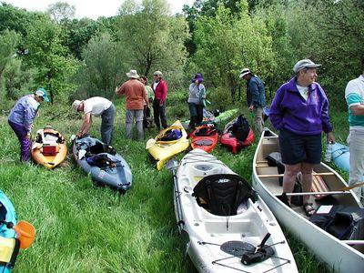 Kayaking 2004