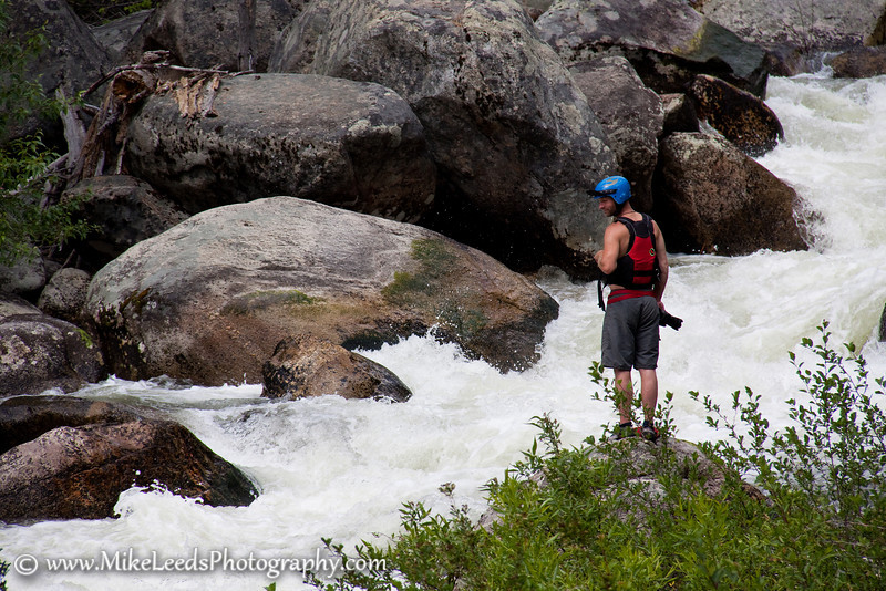 Shane Trapp, Middle Fork Payette River in Idaho.
