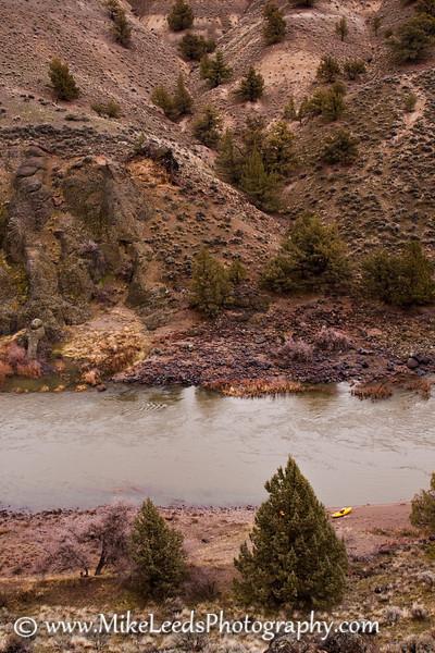 Owyhee River, Oregon.