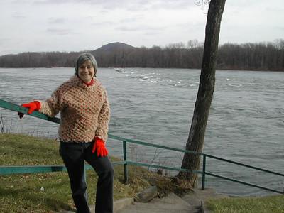 McKees Half Falls - Susquehanna River