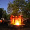 Campfire, 3am