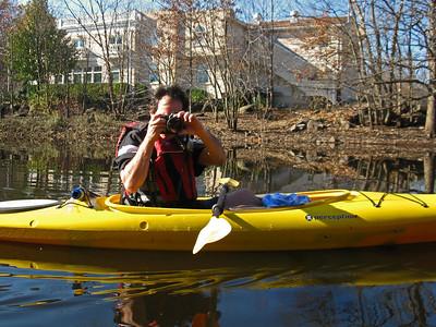 2009-11-08 Kayaking the Passaic to the Rockaway Rivers
