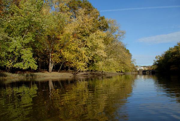 2010-10-18 Kayaking the Passaic and Rockaway Rivers