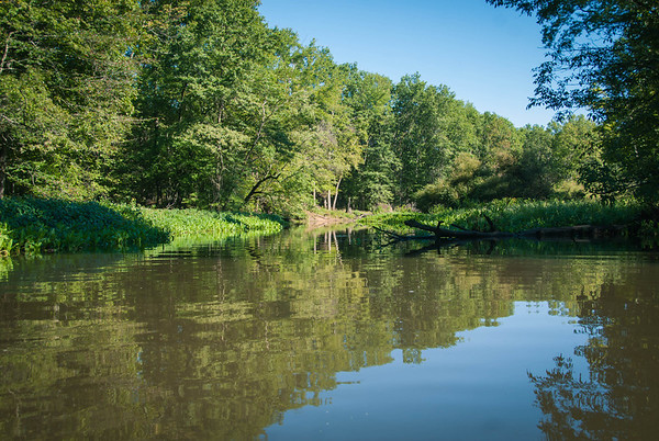 2012-09-09 Passaic River at Lord Sterling