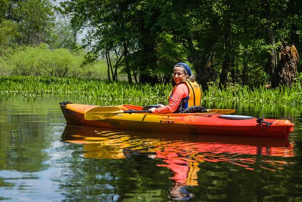 2013-05-26 Kayaking the Passaic at Lord Sterling